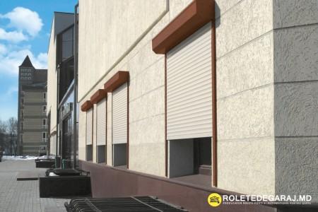 Rolete garaj industriale
